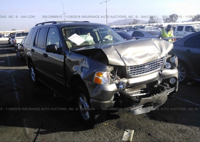 Inventory #403460655 2004 FORD EXPLORER