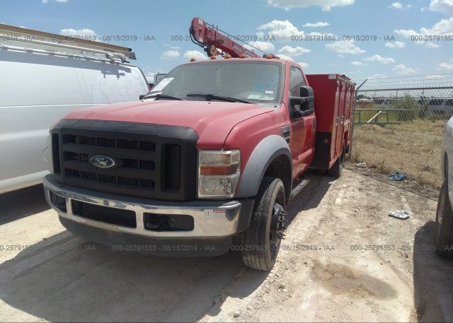 Inventory #426824341 2008 FORD F550