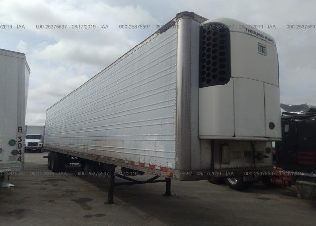 Inventory #639718434 2003 GREAT DANE TRAILERS VAN