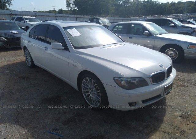 Inventory #383568800 2007 BMW 750