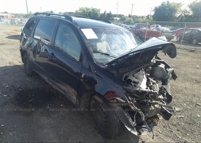 Inventory #688176413 2008 Toyota SIENNA