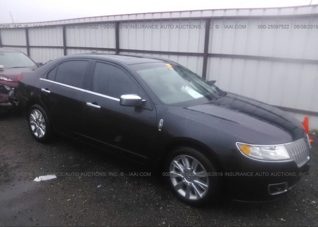Inventory #688168621 2012 Lincoln MKZ
