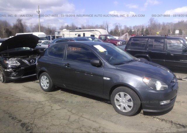 Inventory #358840770 2007 Hyundai ACCENT