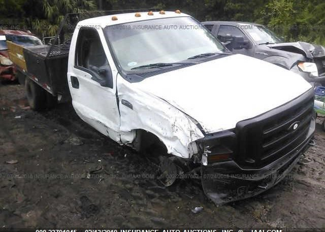 Inventory #313940945 2007 FORD F350