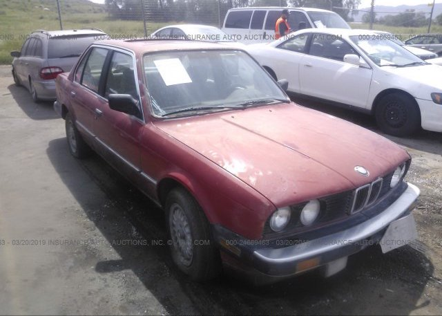 Inventory #367986275 1987 BMW 325