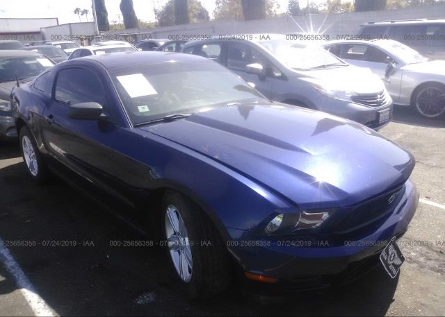 Inventory #386272353 2012 FORD MUSTANG