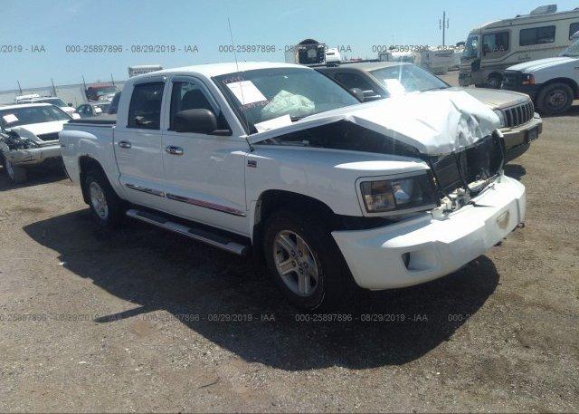 Inventory #780436671 2011 Dodge DAKOTA