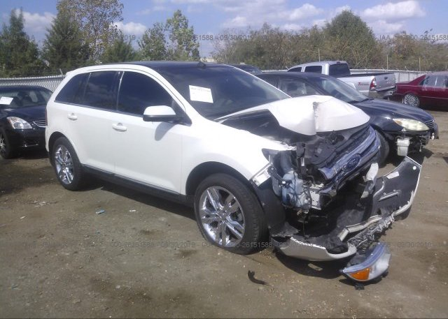 Inventory #873611746 2011 FORD EDGE