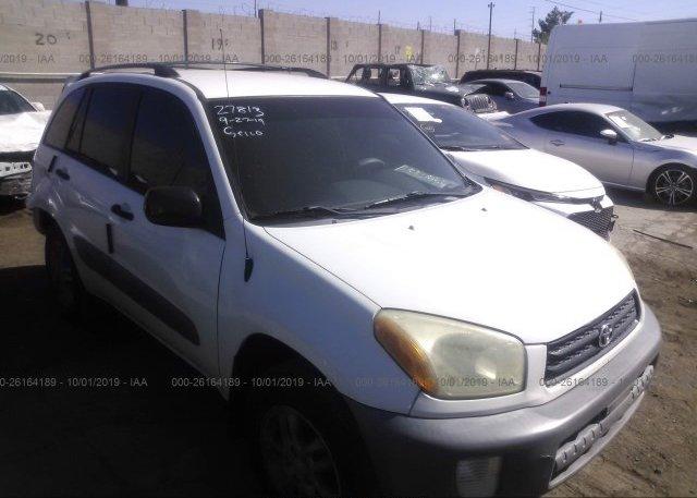 Inventory #181199165 2001 Toyota RAV4