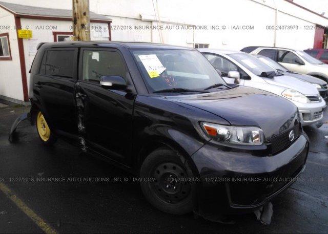 Inventory #608629831 2009 TOYOTA SCION
