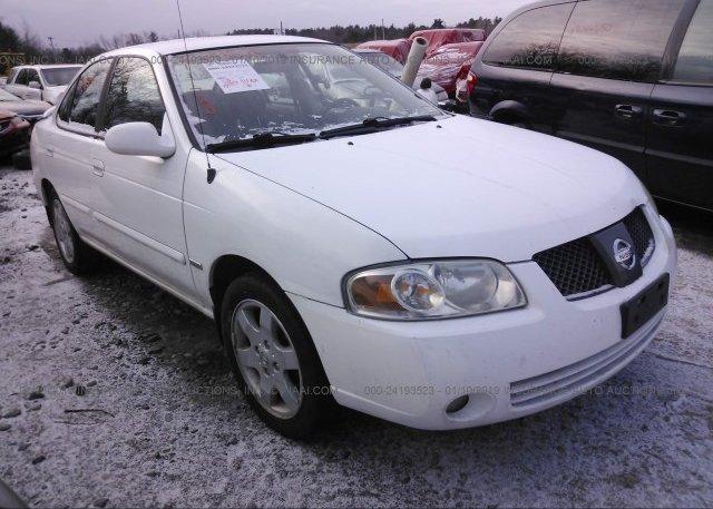 Inventory #244947507 2005 Nissan SENTRA