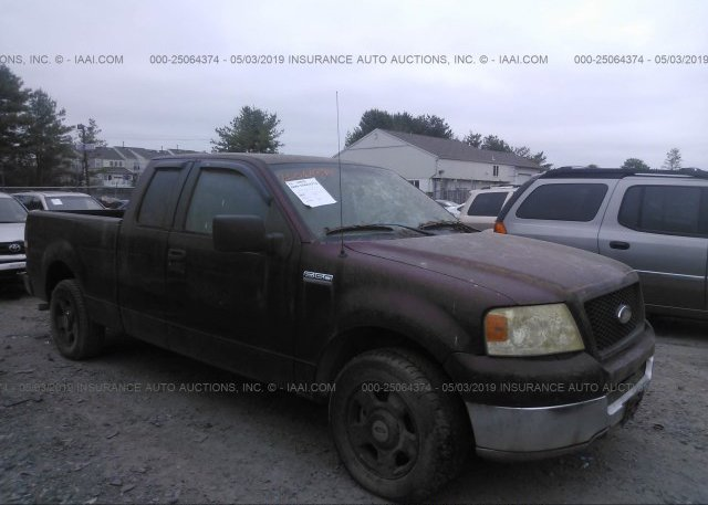 Inventory #183444489 2004 FORD F150