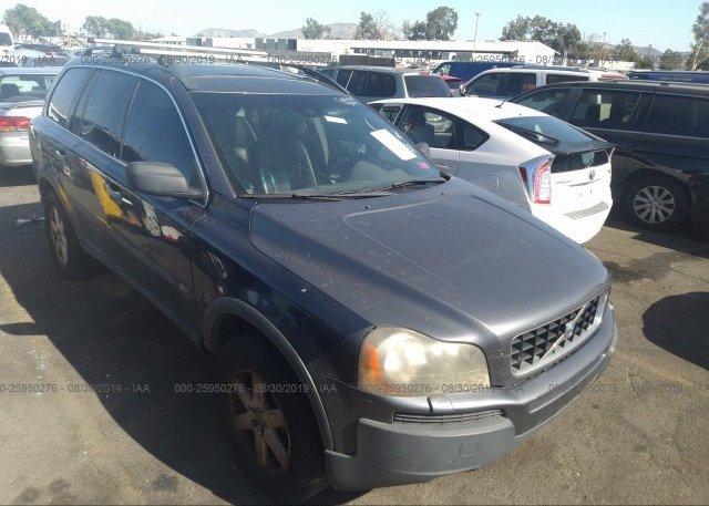 Inventory #103043221 2005 Volvo XC90