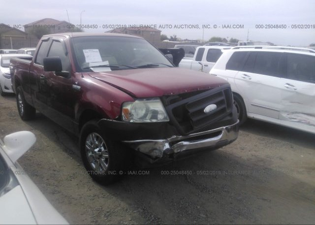 Inventory #652063720 2007 FORD F150