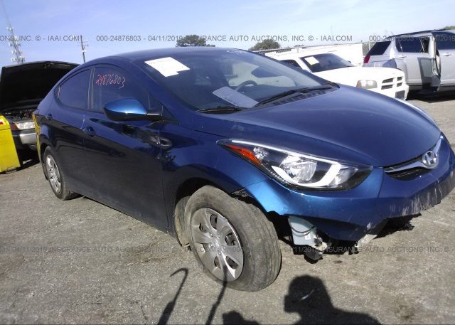 Inventory #439301855 2016 Hyundai ELANTRA