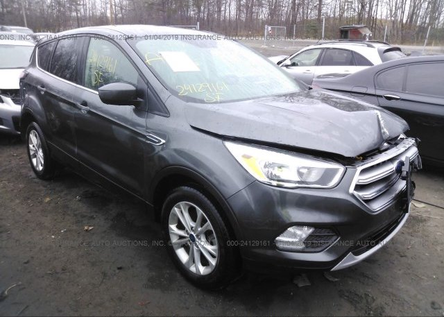Inventory #671952306 2017 FORD ESCAPE