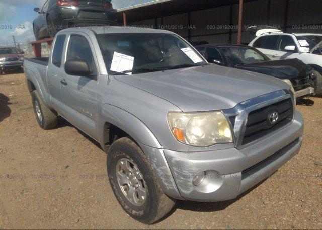 Inventory #831183774 2005 Toyota TACOMA