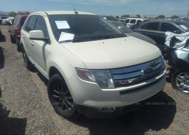 Inventory #766425470 2008 FORD EDGE