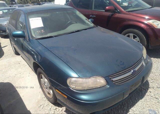 Inventory #211406725 2003 Chevrolet MALIBU