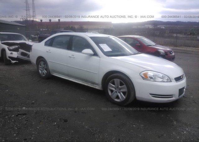 Inventory #307788299 2011 Chevrolet IMPALA