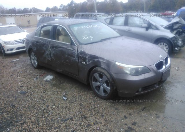 Inventory #460809019 2006 BMW 530