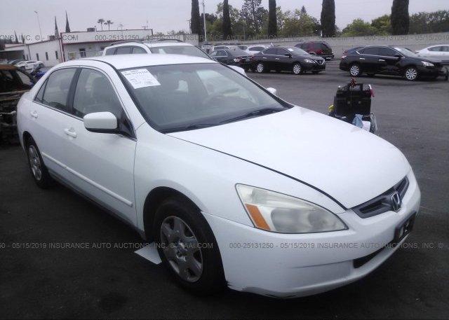 Inventory #844469452 2005 Honda ACCORD