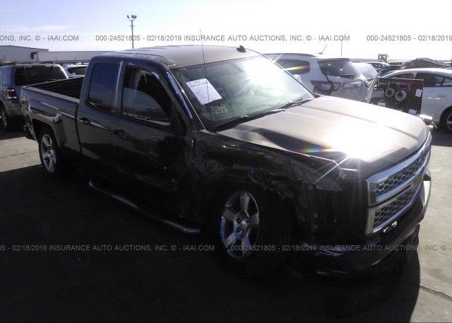 Inventory #545734687 2014 Chevrolet SILVERADO