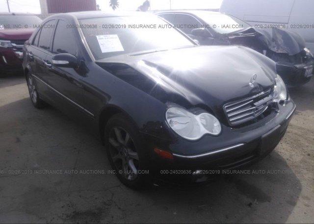 Inventory #948358396 2007 Mercedes-benz C