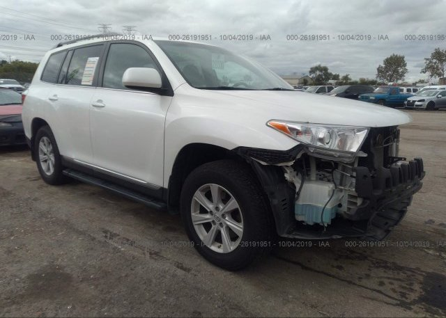 Inventory #733875506 2013 Toyota HIGHLANDER