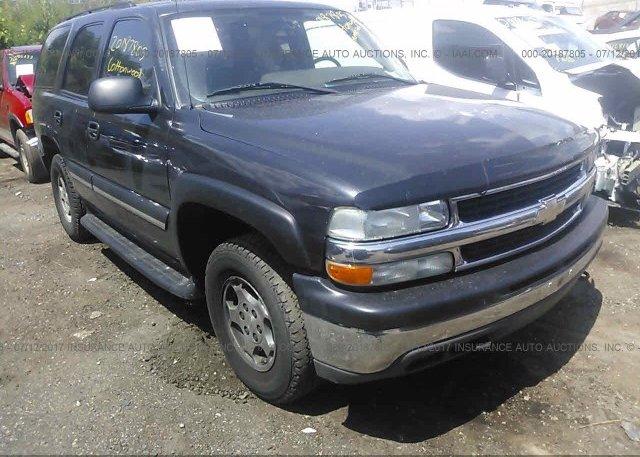 Inventory #100505576 2004 Chevrolet TAHOE