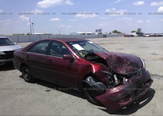 Inventory #390751123 2005 Toyota CAMRY
