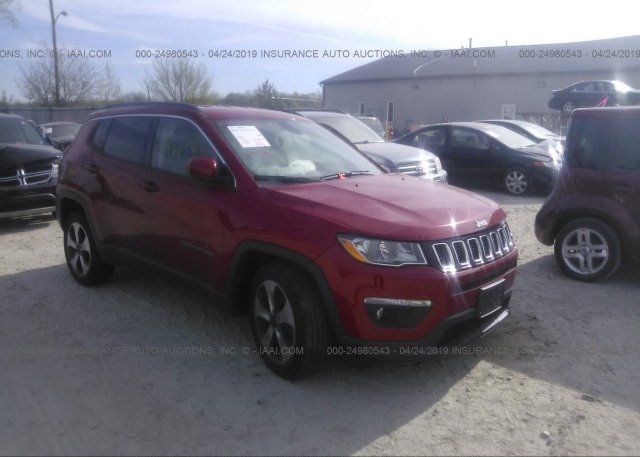 Inventory #185007539 2017 JEEP COMPASS