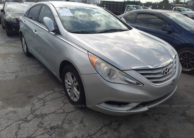 Inventory #603541686 2013 Hyundai SONATA