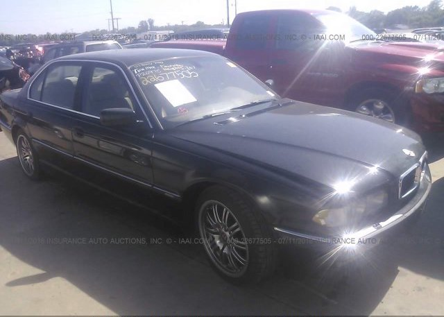 Inventory #645811316 2001 BMW 740