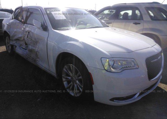 Inventory #773131563 2018 Chrysler 300