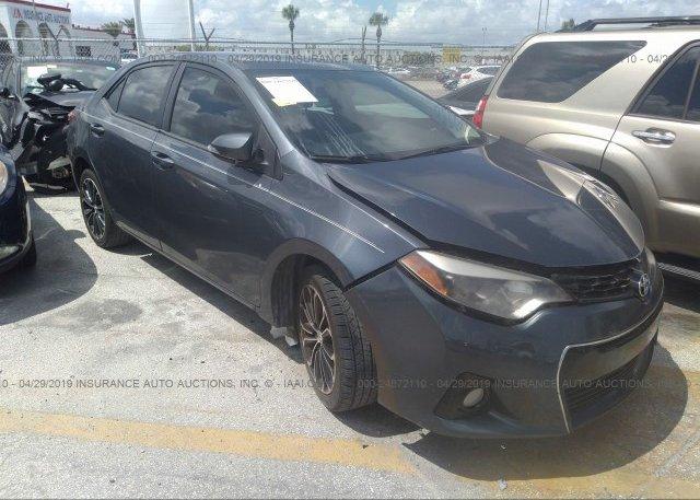 Inventory #943489342 2014 Toyota COROLLA
