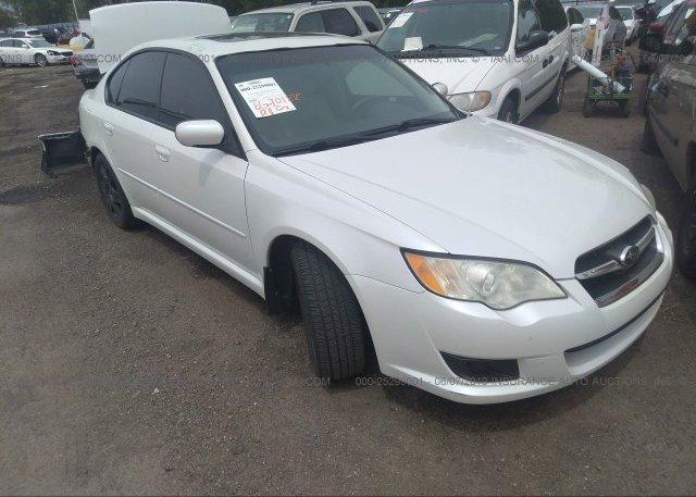 Inventory #364391454 2009 Subaru LEGACY