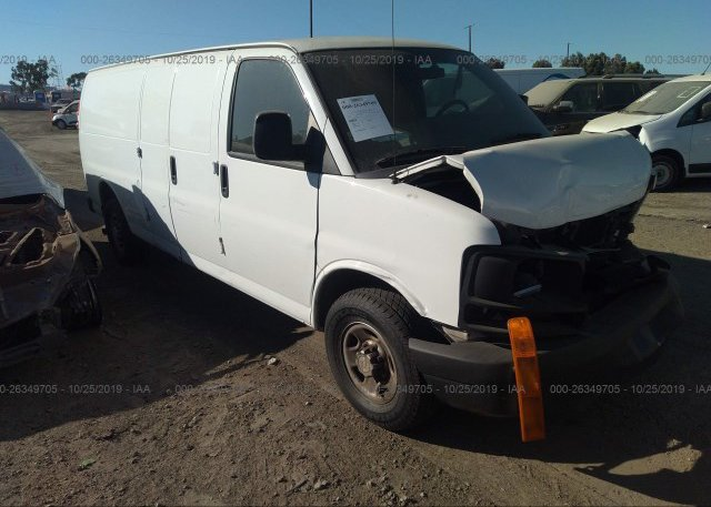 Inventory #740952769 2012 Chevrolet EXPRESS G2500