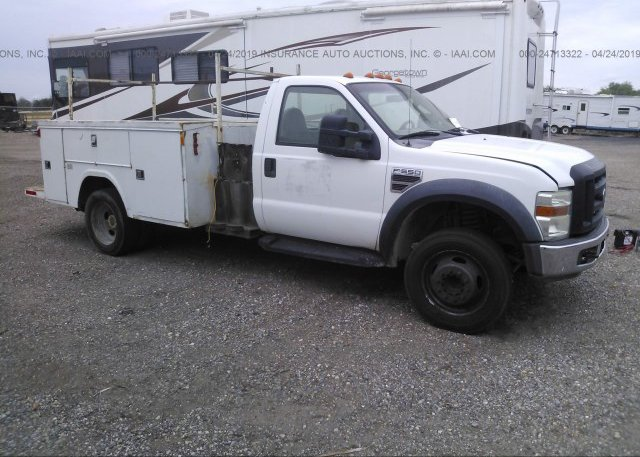 Inventory #545108272 2008 FORD F550