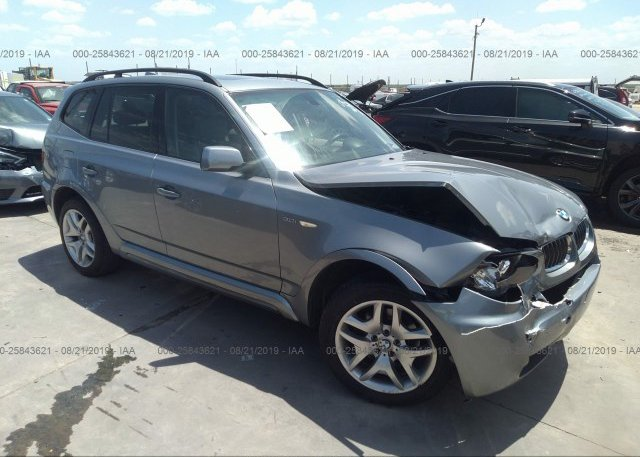 Inventory #110825397 2006 BMW X3