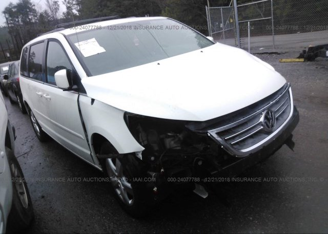 Inventory #961701003 2011 Volkswagen ROUTAN