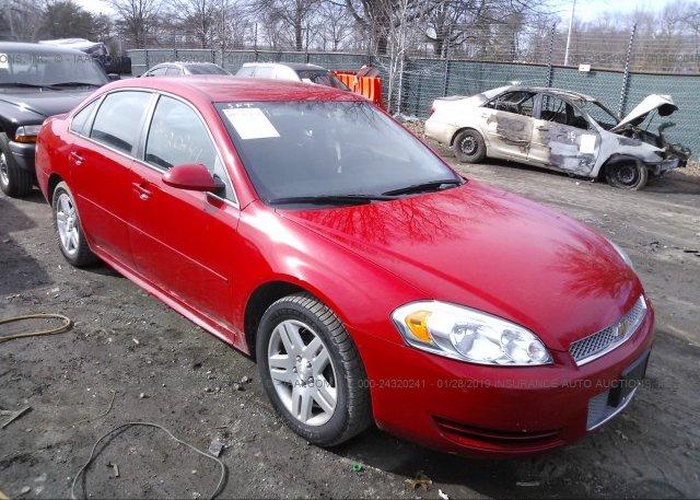 Inventory #303363533 2013 Chevrolet IMPALA