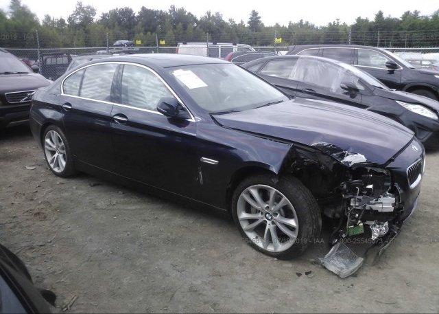 Inventory #668081030 2014 BMW 535