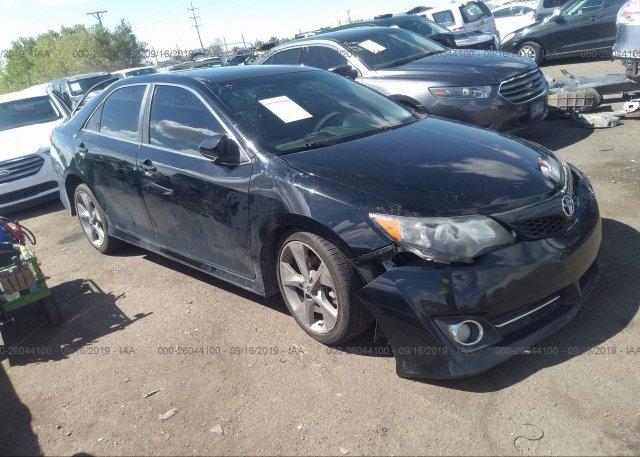 Inventory #687071334 2014 Toyota CAMRY