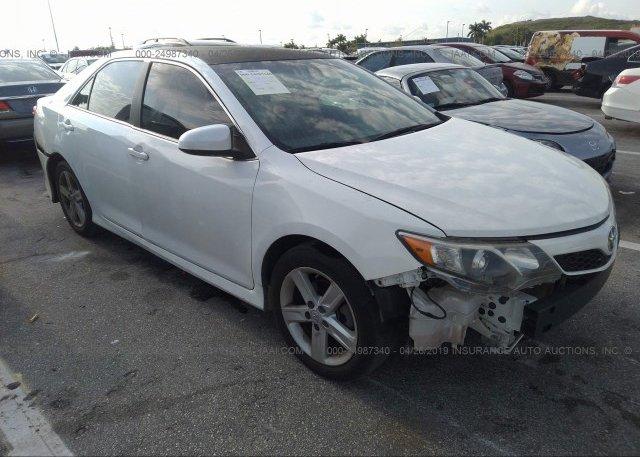 Inventory #811195589 2013 Toyota CAMRY