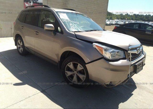 Inventory #302930836 2015 Subaru FORESTER