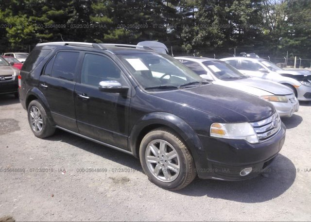 Inventory #854741166 2008 FORD TAURUS X