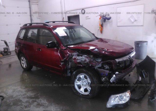Inventory #771155878 2012 Subaru FORESTER