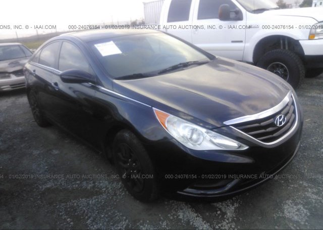 Inventory #818809995 2013 Hyundai SONATA