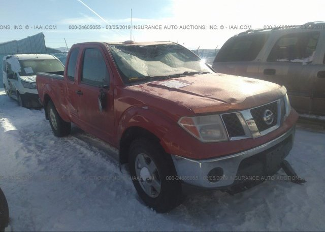 Inventory #144647401 2005 Nissan FRONTIER